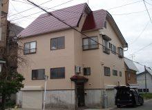 尾花沢市 加藤様邸 屋根塗装 外壁塗装