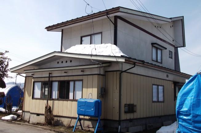 村山市 本飯田永岡邸