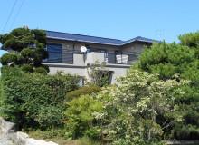 天童市高擶 三宅様邸 屋根塗装