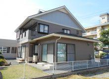 東根 本間邸(外壁塗装)