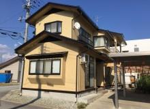神町 小倉さま邸 屋根、外壁塗装