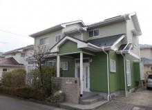 仙台市泉区 館  中村様邸  屋根 外壁塗装