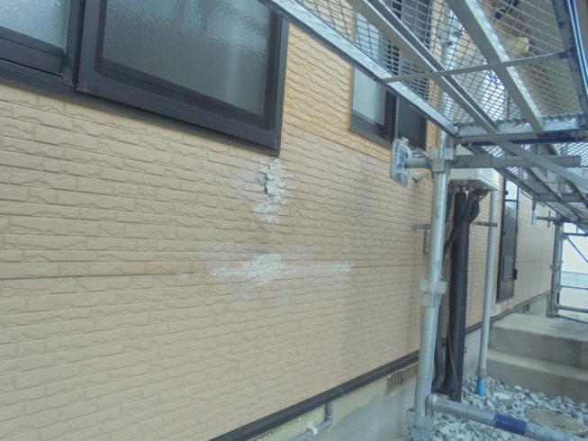 村山市 伊藤様邸 外壁全塗り替え工事